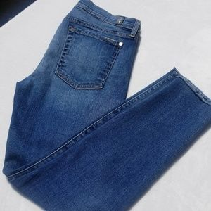 "7 For All Mankind "" The Ankle Skinny"" Jeans NWOT"